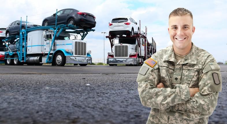 Military Car Shipping Services