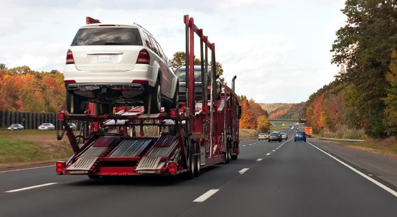 Connecticut to Kentucky Car Shipping