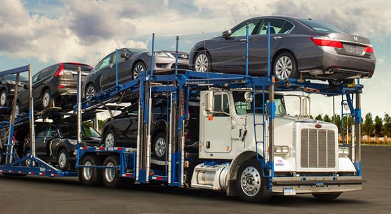 Oregon to Kansas Car Shipping